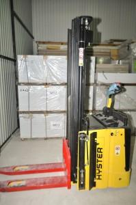 Хранение вещей на складе при переезде