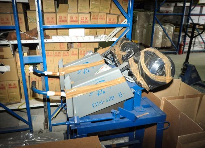 Ответственное хранение габаритных товаров и оборудования